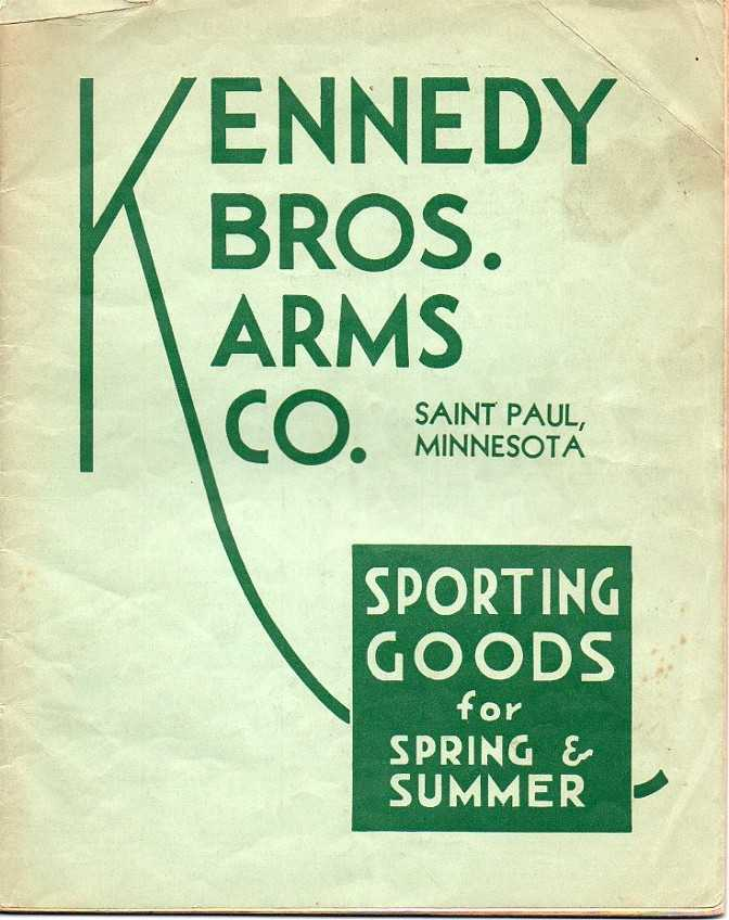 Kennedy Arms catalog 1935