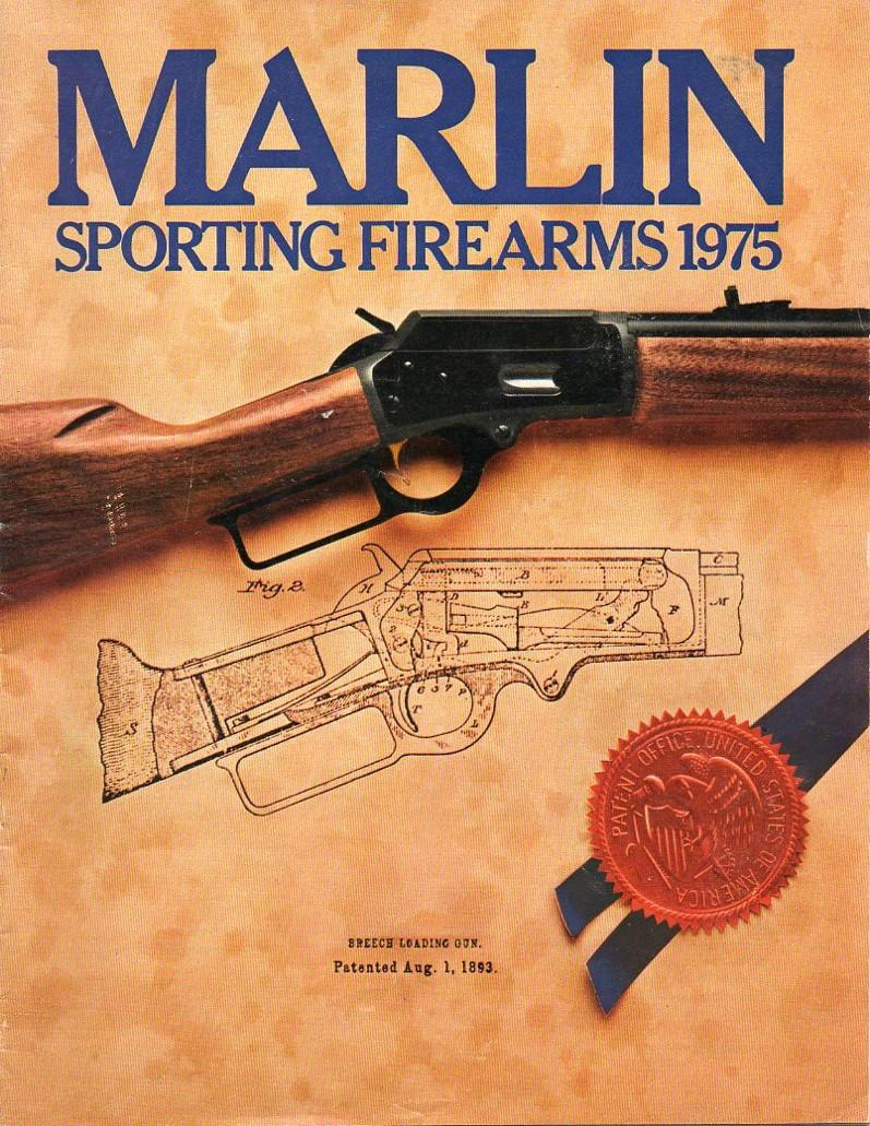 Marlin 1975 catalog