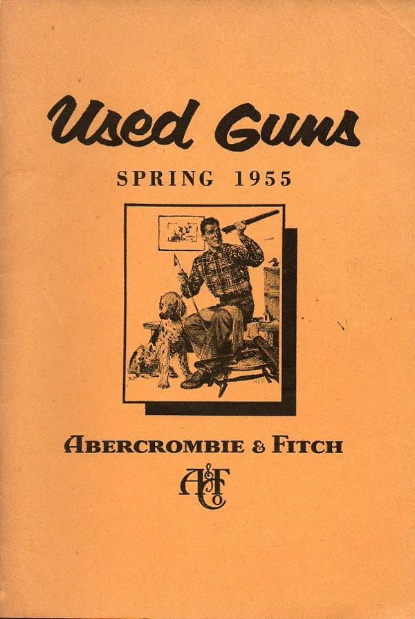 Abercrombie & Fitch 1955 used gun catalog