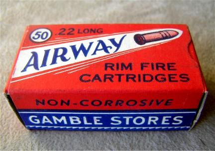 Gambles Airway 22 Long cartridge box