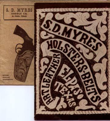SD Myers 1944 Leather Catalog