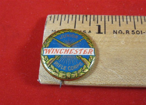 winchester pinback