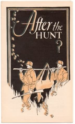 winchester brochure after the hunt